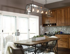 www.twinspires.com for a Rustic Dining Room with a Dining Chairs Modern and a Rustic Modern Dining Room by Gretchen Hansen