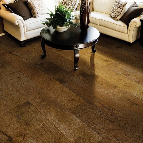 Zack White Leather for a Traditional Living Room with a Wide Plank Oak and Hardwood Flooring by Demar